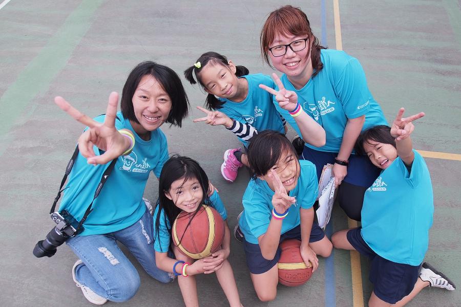 「來陪孩子運動吧!」─第二屆海墾盃小鐵人志工招募